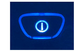 Beam Electrolux interruttore accensione ON/OFF