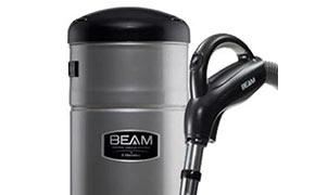 Centrale aspirante Beam Electrolux Platinum semplice e potente