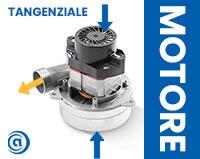 Guida approfondimento scelta motore aspirapolvere centralizzato