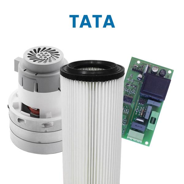 Acquista su Aspirastore.com i ricambi per aspirapolvere centralizzati Tata