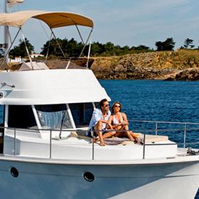 Aspirapolvere centralizzato Flexxy 230V per piccole barche