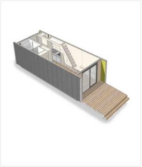 Centrale aspirante per piccole case mobili