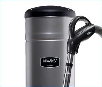 Combo aspirapolvere centralizzato Beam Platinum SC398 e kit accessori Progression
