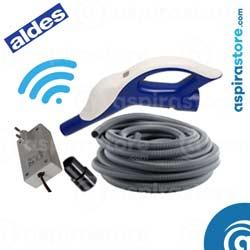 Tubo flessibile wireless comando senza fili Aldes