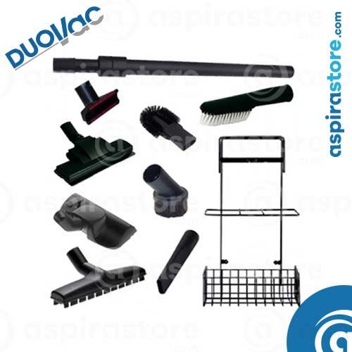 Kit accessori pulizia Duovac