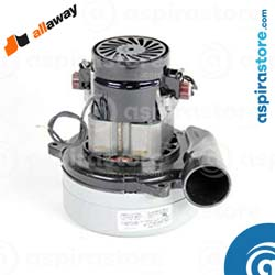Motore Lamb Ametek 116213-00 per aspirapolvere centralizzato Allaway