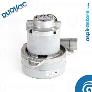 Motore Lamb Ametek 117501-12 per aspirapolvere centralizzato Duovac