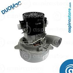 Motore Lamb Ametek 119678 per aspirapolvere centralizzato Duovac