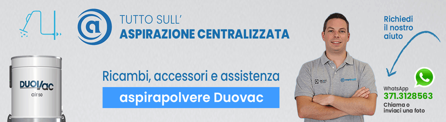 Copertina pagina Brand Duovac Aspirastore