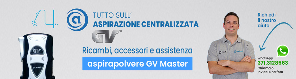 Copertina pagina Brand GV Master Aspirastore