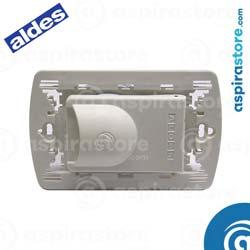 Presa aspirante Aldes AXPIRA per placche elettriche