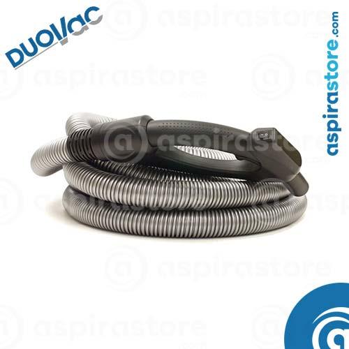 Tubo flessibile Duovac con pulsante