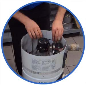 Scatola vmc 503-1006 facile da installare