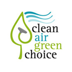 Beam Electrolux Clean Air Green Choice award