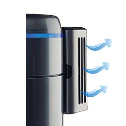 Filtro HEPA opzionale centrale aspirante Beam Alliance