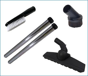 Accessori pulizia per aspirapolvere centralizzato diametro 32