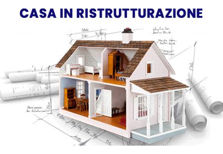 Installare Retraflex quando la casa è in ristrutturazione