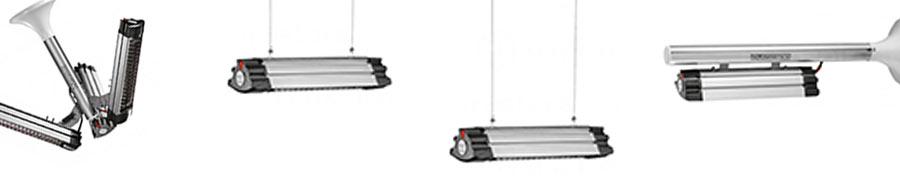 Accessori e kit installazione per dispositivi di sanificazione aria